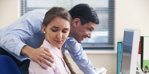 Masuri si sanctiuni in cazul hartuirii sexuale la locul de munca